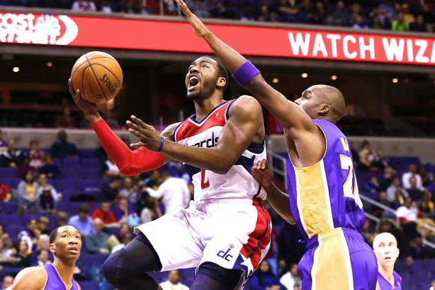 Los Angeles Lakers vs. Washington Wizards: Live Score and Analysis