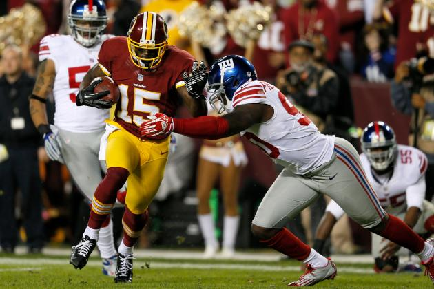 New York Giants vs. Washington Redskins: Betting Odds Analysis, Pick Prediction