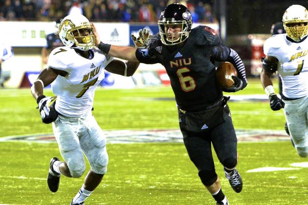 Western Michigan vs. Northern Illinois: Live Score and Highlights
