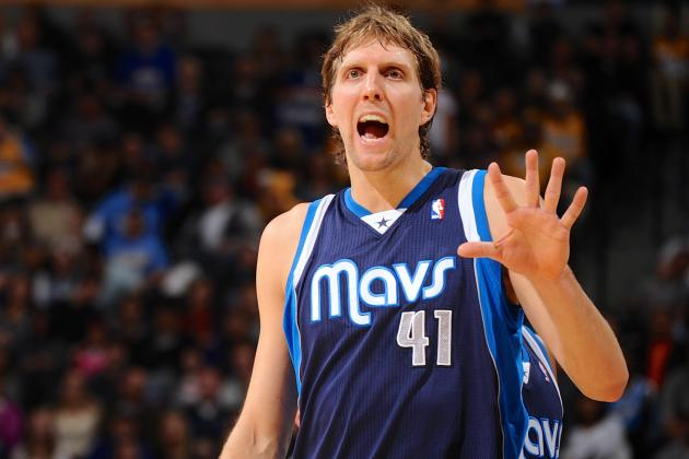 Dirk Nowitzki Won't Sign In-Season Extension with Mavs, Will Become Free Agent