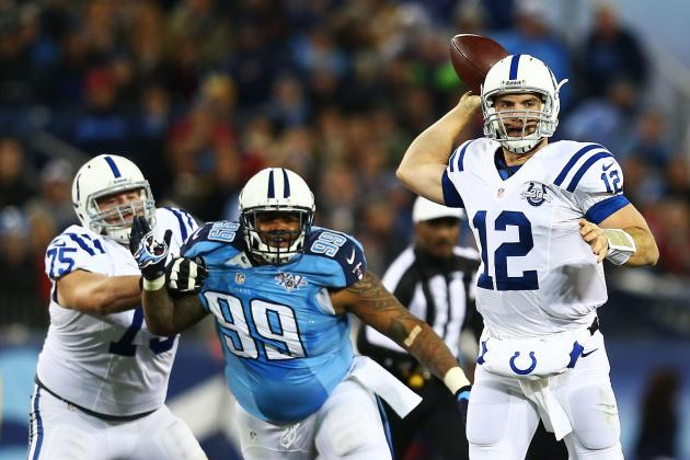 Tennessee Titans vs. Indianapolis Colts: Spread Analysis and Pick Prediction