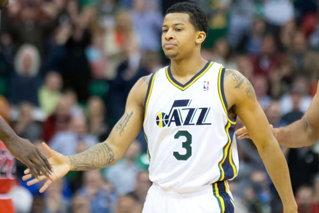 Can Trey Burke's Return Get the Utah Jazz Back on Track?