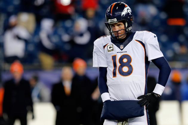 Denver Broncos: Should Fans Be Worried About Peyton Manning and Cold Weather?