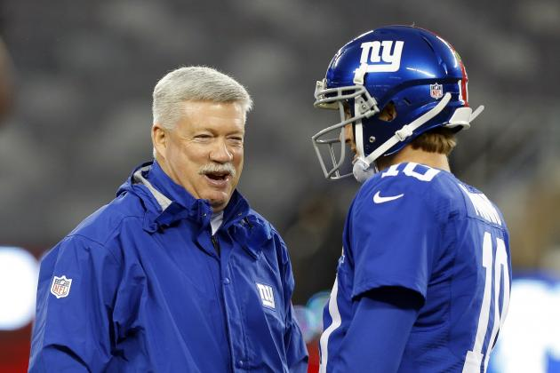 How the Play-Calling Is Hindering New York Giants Offense