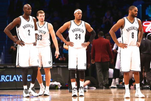 Forces Conspiring to Keep Banged-Up Brooklyn Nets Afloat in Eastern Conference