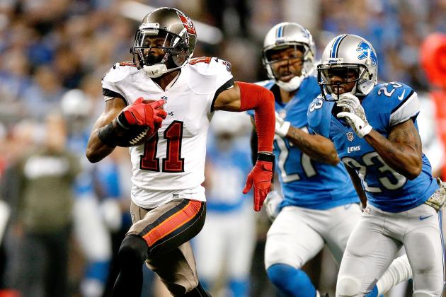 Tiquan Underwood's Updated Fantasy Outlook Heading into Week 13
