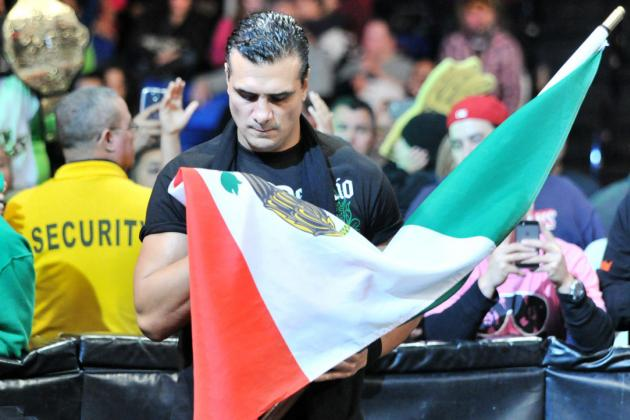 Best Ways to Book Alberto Del Rio Outside Main Event Scene After Survivor Series