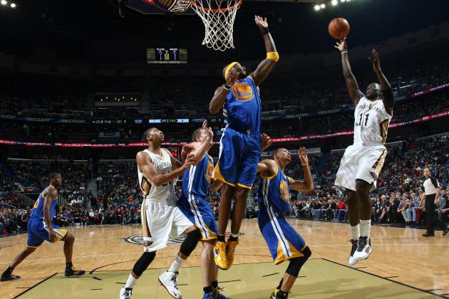 Jermaine O'Neal Gives Warriors Enough Depth—For Now