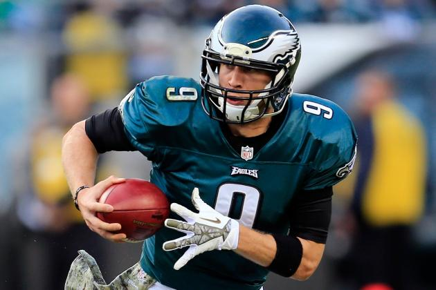 Nick Foles-Led Philadelphia Eagles Offense in Store for Biggest Challenge Yet