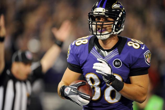 How Dennis Pitta's Speculated Return Will Help the Baltimore Ravens' Offense