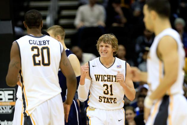 Wichita State's Ron Baker Is a Great Story and He's Also Becoming a Great Player