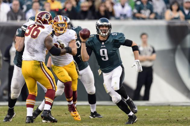 How Nick Foles Makes Up for Lack of Speed in Chip Kelly's Offense