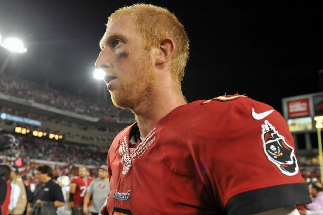 Mike Glennon Has Perfect Opportunity to Show He's Bucs' Future QB vs. Panthers