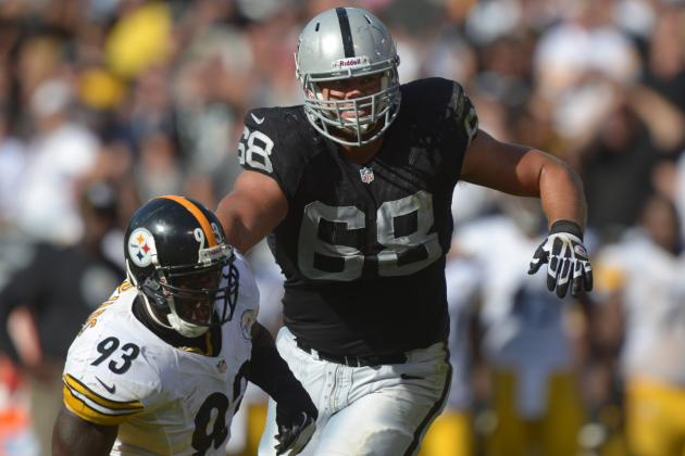 Why Left Tackle Jared Veldheer's Return Bodes Well for Raiders