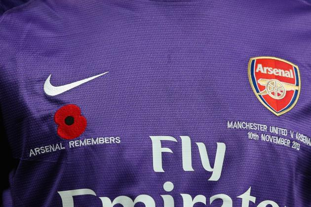 Arsenal's Sleeves, Poppies and Other Media 'Storms'