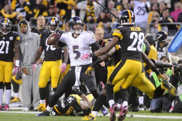 Steelers vs. Ravens: Breaking Down Pittsburgh's Game Plan