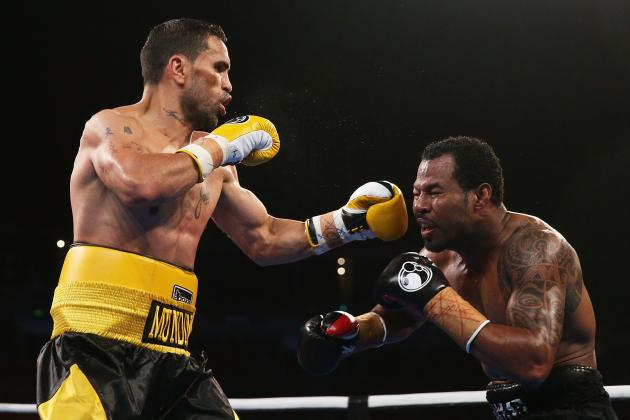 Shane Mosley vs. Anthony Mundine: Winner, Recap and Analysis