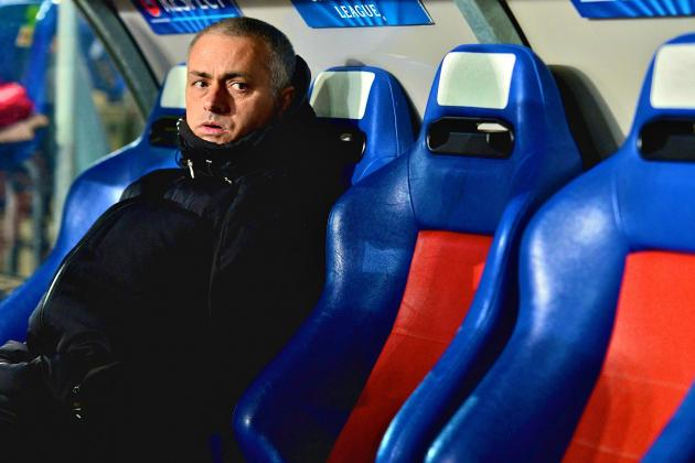 Jose Mourinho Slams 'Ridiculous' Chelsea After Basel Champions League Defeat