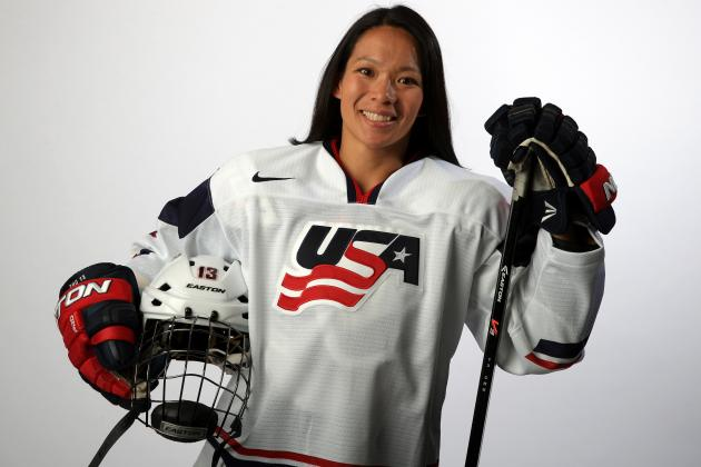 Julie Chu: Olympic Profile of US Hockey Hopeful for Sochi 2014