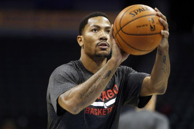 Chicago Bulls Won't Redo Roster Around Derrick Rose