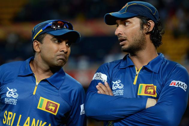 Mahela Jayawardene and Kumar Sangakkara on Who Wants to Be a Millionaire