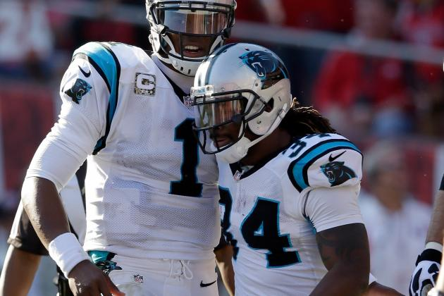 Carolina Panthers Make a Run Despite Ground-Game Problems
