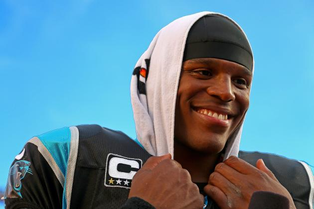 The Evolution of Cam Newton