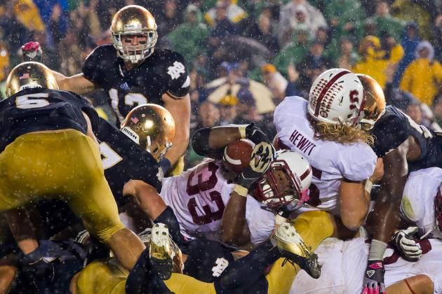 ND trip to Stanford sparks familiarity