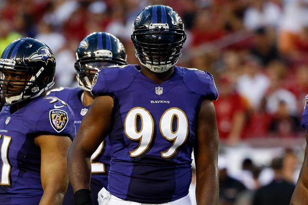 Chris Canty Still Limited for Ravens