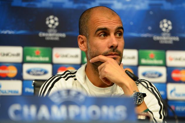 Bayern Munich and Pep Guardiola Mocked over Suspected 'Mole' by German Media