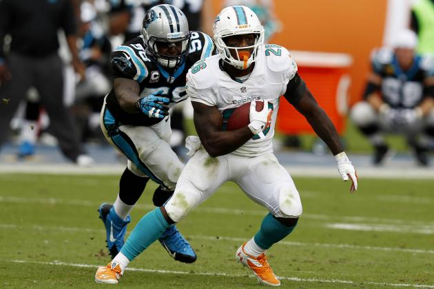 Daniel Thomas' injury gives Lamar Miller chance to prove...