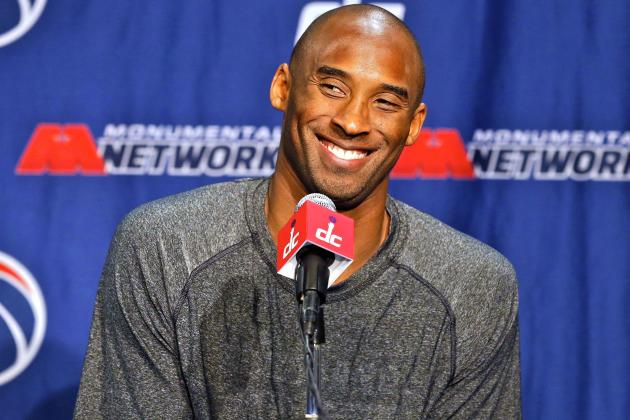 The Polarizing Kobe Bryant Has Done It Again with New Contract Extension