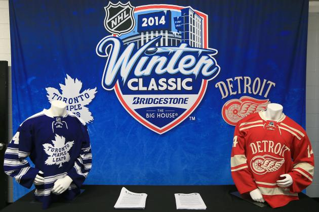 Winter Classic 2014: Previewing NHL's Annual New Year's Day Matchup