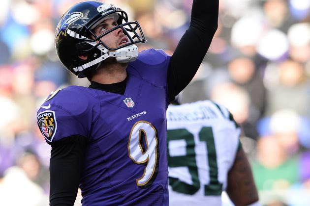 Justin Tucker Wins AFC Specials Teams Player of the Month