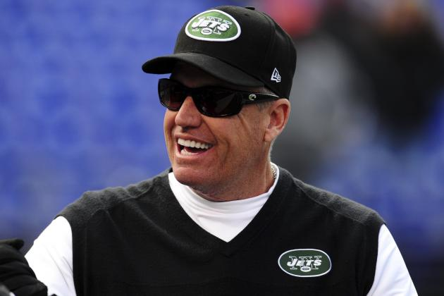 Rex Ryan Preaches Unity During Turmoil