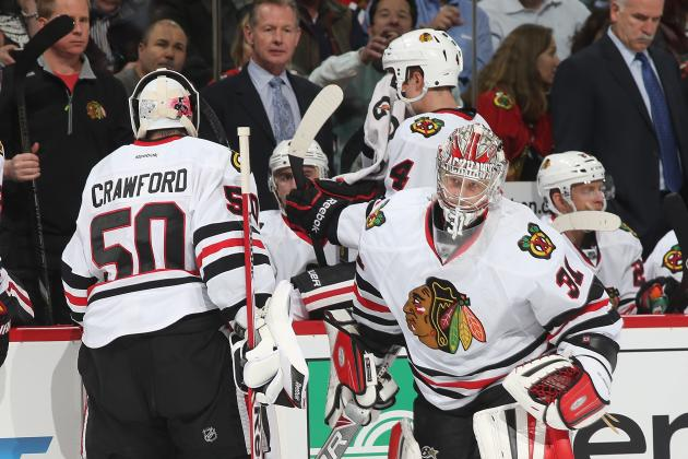 Chicago Blackhawks: Antti Raanta Is Starting, and It's About Time