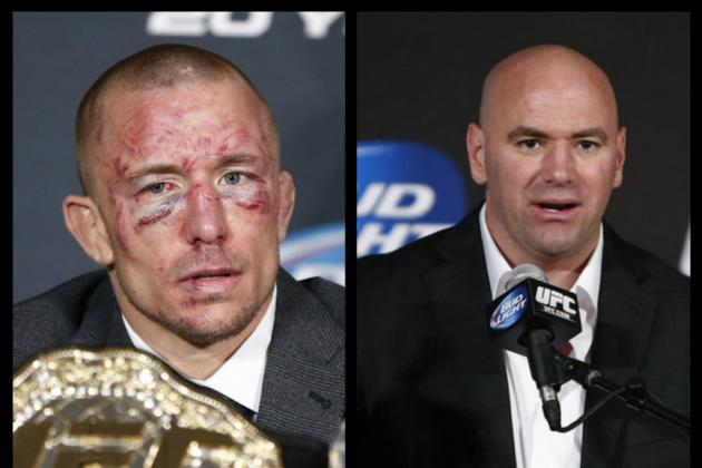 GSP's Mentor: GSP Should Ask for Public Apology from 'Buffoon' Dana White