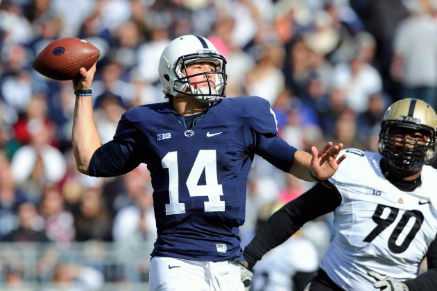Hackenberg Pleased with Playing the Role of Game Manager This Season