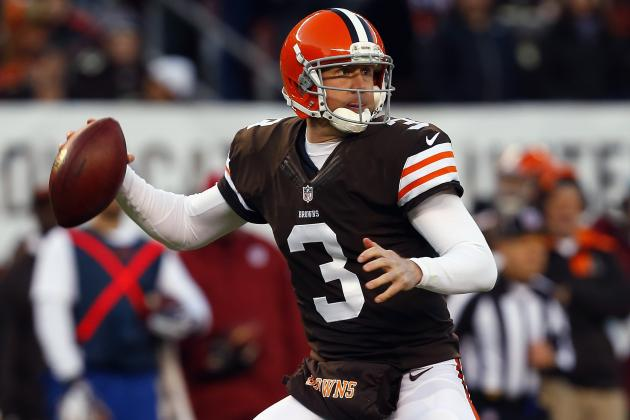 Brandon Weeden Will Start in Place of Jason Campbell for Browns in Week 13