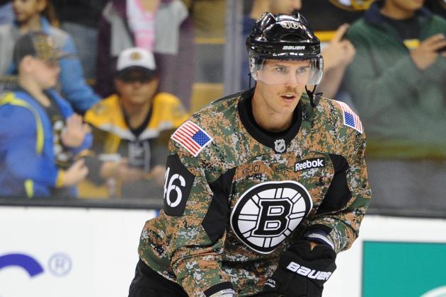 Krejci Puts Bruins Back on Winning Track with OT Goal
