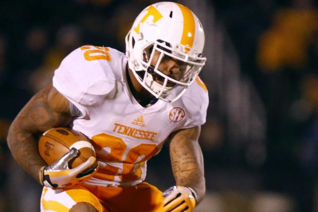 "Rajion Neal Describes Vols' Senior Class as ""Strong"""