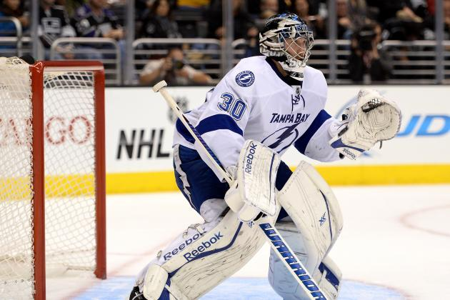 Jon Cooper Says Ben Bishop Is 'Fine'