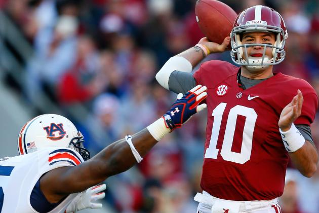 Alabama vs. Auburn: Keys to Victory for Both Teams in Iron Bowl Battle