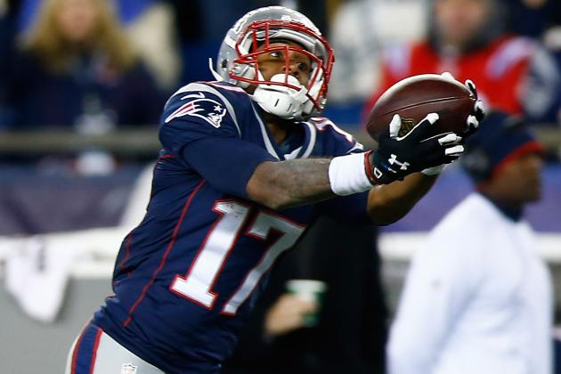 Aaron Dobson Misses First Practice of Season
