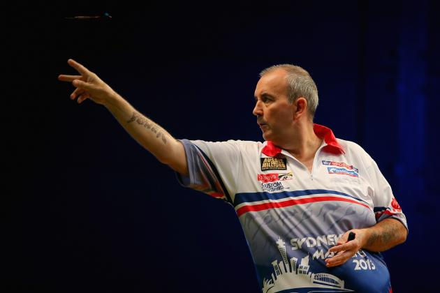 Players Championship Darts 2013: Full Event Schedule, Predictions and Preview