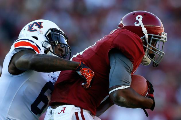 We Have a CFB Playoff THIS Year: Iron Bowl Is a National Quarterfinal