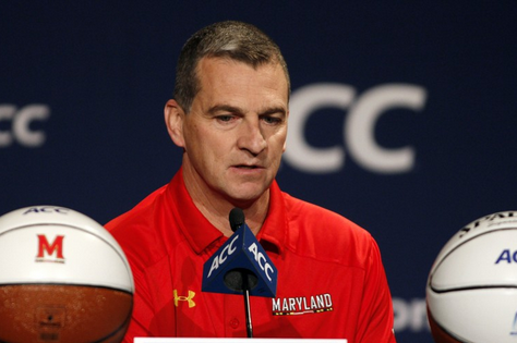 Terps Coach Mark Turgeon Discusses Hill's Resignation, Dixon Hiring