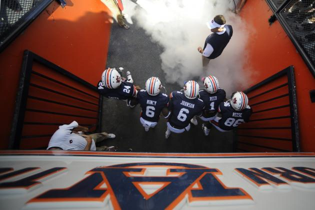 Designing the Perfect Start to the 2013 Iron Bowl for Auburn
