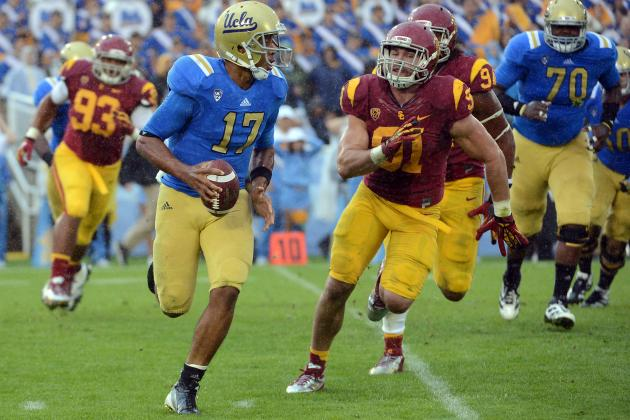 UCLA vs. USC: TV Info, Spread, Injury Updates, Game Time and More