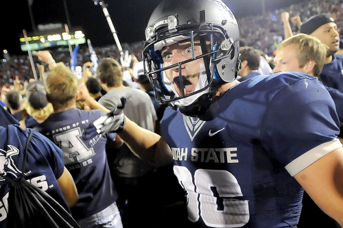 Utah State Announces Two Additional Games To BYU Football Series